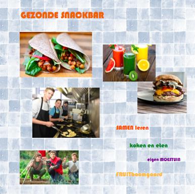 Gezonde Snackbar